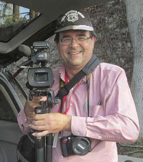 Mark Eades reporter